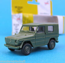 Ht309 Herpa Minitanks 740647 Mercedes-benz Wolf 1 87 Neu/new