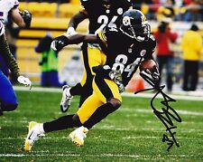 Pittsburg Steelers Antonio Brown Autographed 8x10 Photo (Reproduction) 5