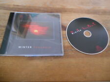 CD Indie Delay - Winter Paranoia (10 Song) SPV REC / OFF BEAT jc