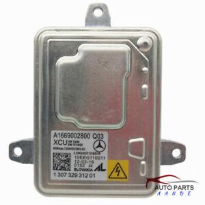 Genuine ! Mercedes C350 C300 C250 Xenon Ballast HID Control Unit Box A1669002800