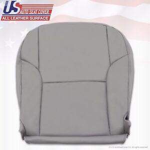 Fits 2003 2004 2005 Toyota 4Runner Passenger Side Bottom Leather Seat Cover GRAY