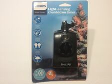 Phillips Home Power Light Sensing Countdown Timer Outdoor Electrical