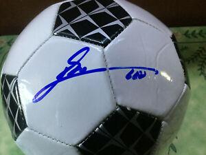 Lionel Messi AUTOGRAPH Soccer Ball w/ *COA* Leo HAND SIGNED Barcelona Argentina