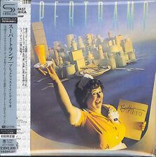 SUPERTRAMP Breakfast In America SHM CD JAPAN * SEALED UICY-75936 cardboard sleev