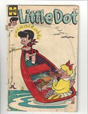 Little Dot #8 0.5 (OW/W) PR Early Richie Rich app. Harvey Comics 1954