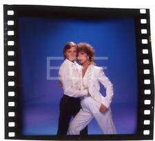 Linda gray Christopher Atkins Harry Langdon Transparency w/rights H110
