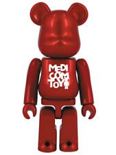 MEDICOM TOY 100% BE@RBRICK SERIES 27 Release campaign Special Edition Red 2013