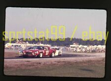 1975 Daytona 24 Hrs - Tony DeLorenzo #87 Camaro - Vintage 35mm Race Slide