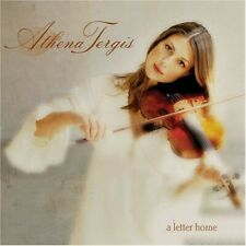 Athena Tergis - A Letter Home [New CD]