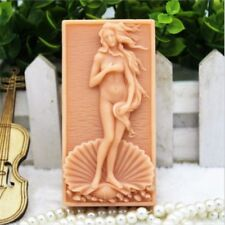 The Birth of Venus Silicone Soap Bar Mold Handmade Craft Candle Resin Mold