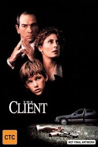 The Client Susan Sarandon DVD - REGION 4 AUST - Drama