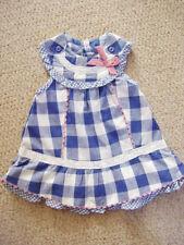Robes à motif Carreaux pour fille de 0 à 24 mois