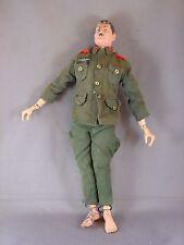 My vintage GI-Joe in German artillery officer uniform tunic pants all original
