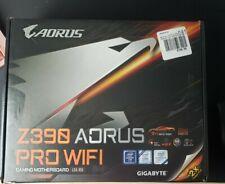 Gigabyte Z390 AORUS PRO Wifi Intel LGA1151/ATX Motherboard PC821932