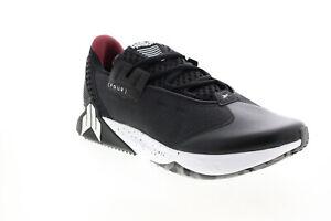 Reebok JJ IV Valor GW2410 Mens Black Canvas Athletic Cross Training Shoes