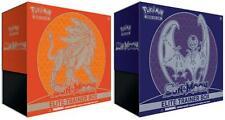 2x SM Sun & Moon Base Set Caja Sellada Elite Trainer Combo (tarjetas de Pokemon)