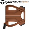 """'NEW 2019' TAYLORMADE SPIDER X COPPER SINGLE SIGHTLINE 35"""" PUTTER + COVER"""