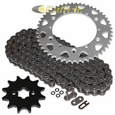 O-Ring Drive Chain & Sprockets Kit Fits YAMAHA YZ100 1982 1983 / YZ125 1984 1985