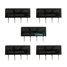 5PCS SIP-1A05 5V Relay Reed Switch Relay for PAN CHANG Relay 4PIN