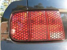 2005, 2006, 2007, 2008, 2009 Mustang [HCT] Tail Light Honey Comb Vinyl Overlay