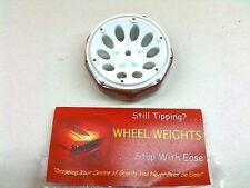 Poids roue rc-bitz pour 1,9 pneumatiques, 45g par roue