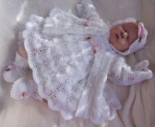 Knitting pattern ** pour faire Moondance baby / robe de poupée SET