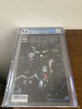 Guardians of the Galaxy #4 CGC 9.8 Marvel Zombies Variant cover