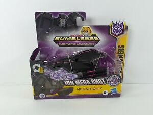 Hasbro Transformers - Bumblebee Cyberverse Adventures Megatron X 1-Step Changer