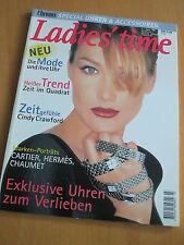 CHRONOS Special Uhren & Accessoires: Ladies' Time - 1999 - Spezial Uhren Magazin