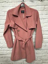 Abercrombie & Fitch dust pink womans coat label size Medium