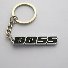BOSS Ford Falcon KEYCHAIN XR8 Chrome BA BF keyring GT GS 290 260 302 330 351