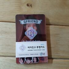 GFriend Girl Friend Photo Transparent Card 25pcs KPOP STAR GOOD New Gift