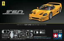 Tamiya 1/24 Ferrari F50 Yellow Version Package Renewal Ver. Model Kit NEW