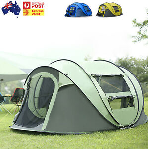 Automatic Tent Multi-person Camping Tent Outdoor Instant Hiking Beach Tent