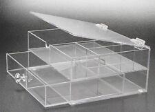 SAFE Acryl Schmuck - Kasten, transparent, B165x L215x H100 mm ( 5263 )