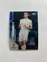 2019-20 Topps Chrome Sapphire UEFA Champions League Gareth Bale Real Madrid #64