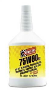 Red Line 75W90NS Gear & Course Différentiel Lsd Huile 946ml