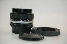 Nikon Nikkor 1:1,4 50mm AI Objektiv