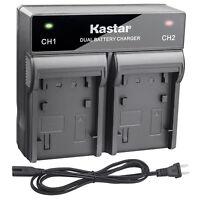 Kastar Battery Rapid Charger for Nikon EN-EL19 Nikon Coolpix S2500 Coolpix S2550