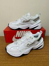 Nike Women's M2K Tekno Shoes White Black Cool Gray BQ3378-100 new