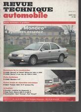 NEUF Revue technique FORD MONDEO 4 cyl. essence RTA 560 1994 SIERRA ESCORT ORION
