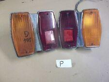 Peugeot 304 rear light units (genuine)....(P) .1300+Citroen parts in shop