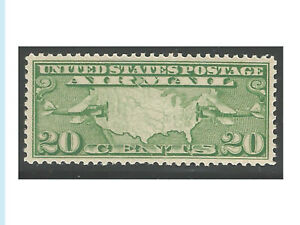 US Airmail 1927 C9 Issue, Choice XF-Superb, Mint, NH, OG, Fresh, Bright Color