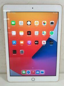 Apple iPad 6th Gen 32GB Wi-Fi MRJN2X/A  A1893 Rose Tablet Unlocked - Bids Fr $1