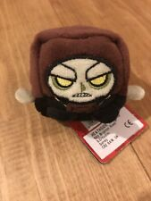 """Kawaii Cubes Suicide Squad Killer Croc 2.5"""" Plush Cube New With Tags"""