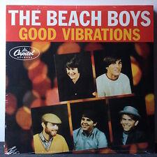 THE BEACH BOYS 'Good Vibrations' Vinyl LP NEW & SEALED