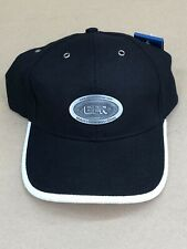 Gpr Industries Hat Black 100% Cotton Adjustable New with Tags