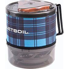 Jetboil Minimo 1 L Personnel Cuisson Système Réglementé réchaud de camping-noir de carbone