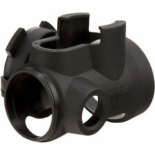 Trijicon MRO Slip-On Cover with Clear Lens Caps (Black) - AC31021