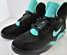 Nike - AIR FORCE 180 - Men's Mid Black Atomic Teal Black 537330-040 Size 11